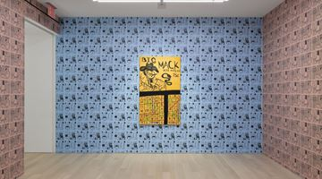 Contemporary art exhibition, Marcus Jahmal, Double down at Almine Rech, New York