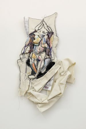Untitled by Chiffon Thomas contemporary artwork