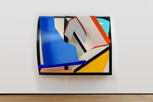 Seven Up Beauty by Tom Wesselmann contemporary artwork