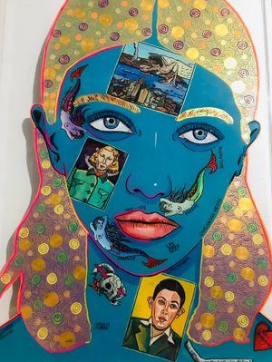 Lovely Rita by Sam Mitchell contemporary artwork