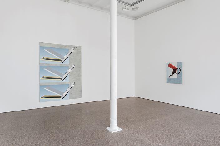 Exhibition view: Anne Neukamp, L'objet Familier, Galerie Greta Meert, Brussels (7 September–4 November 2017). Courtesy Galerie Greta Meert.