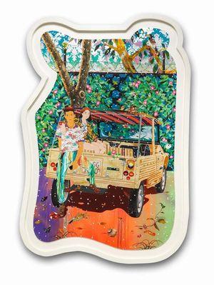20 Dollar Cold Cold Heart by Tomokazu Matsuyama contemporary artwork