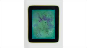Contemporary art exhibition, Justine Varga, Tachisme at Tolarno Galleries, Melbourne, Australia
