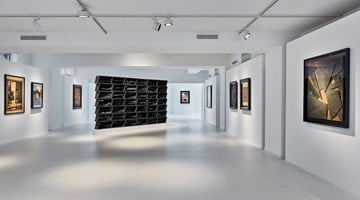 Contemporary art exhibition, Group Exhibition, AMAZONKI at Galerie Gmurzynska, Talstrasse 37, Zurich