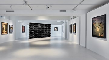 Contemporary art exhibition, Group Exhibition, AMAZONKI at Galerie Gmurzynska, Zurich