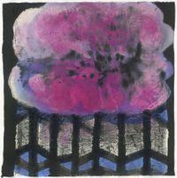 隱藏著情思 Hidden Affection by Lee Chung-Chung contemporary artwork painting, works on paper, drawing