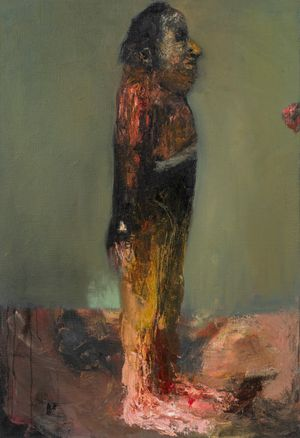 Untitled by Niyaz Najafov contemporary artwork painting