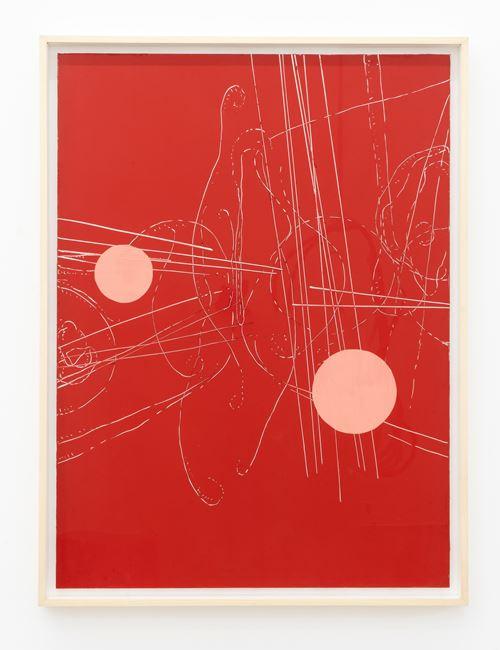 Untitled (P23/15) by Carlito Carvalhosa contemporary artwork