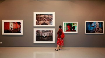 Contemporary art exhibition, Steve McCurry, The Iconic Photographs at Sundaram Tagore Gallery, Singapore
