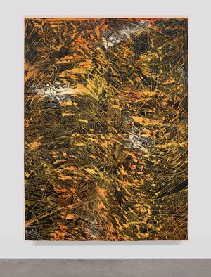 Bright Arrows by Angel Otero contemporary artwork mixed media