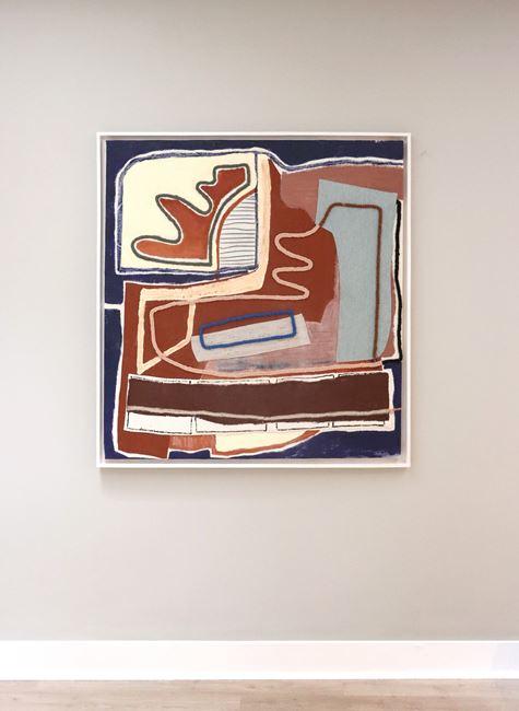Kasbah by Laurence Leenaert contemporary artwork