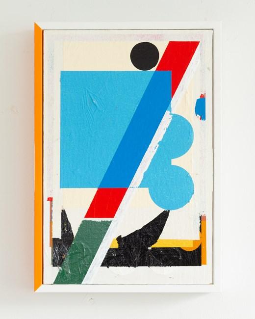 Al Dente by Ed Bats contemporary artwork