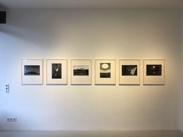 Exhibition view: Barbara Klemm, Sculptures & Photography, Galerie—Peter—Sillem, Frankfurt (29 February–6 June 2020). CourtesyGalerie—Peter—Sillem.