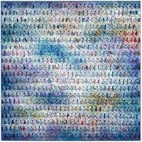 Aggregation 15-FE010 (Dream 3) 聚合 15-FE010(夢三) by Chun Kwang Young contemporary artwork mixed media