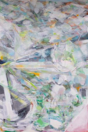 Location2 by Hojin Lee contemporary artwork