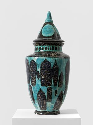 Warhead by Grayson Perry contemporary artwork
