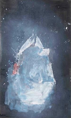 Mark Rothko by Georg Baselitz contemporary artwork