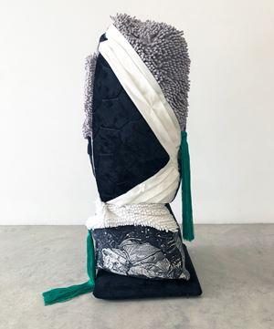 Figure Babel (Everywhere, Everything) 1 by Patricia Perez Eustaquio contemporary artwork