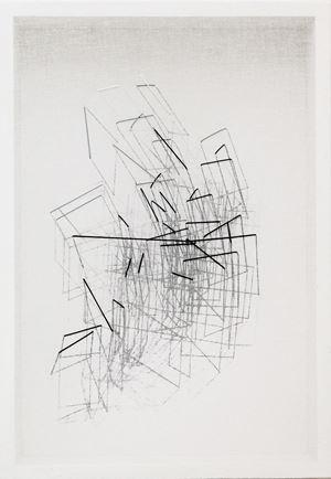 Tarlatana by Emanuela Fiorelli contemporary artwork