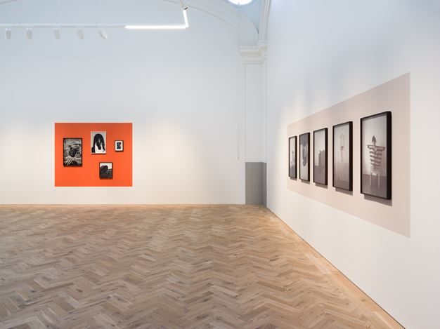 Exhibition view: Group exhibition, Sometimes I disappear, Ingleby Gallery, Edinburgh (2 February–13 April 2019). Courtesy the Artist, Stevenson Gallery, South Africa and Ingleby, Edinburgh. Photo: Tom Nolan Image.
