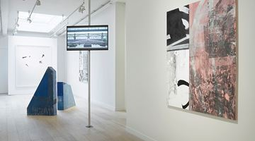 Contemporary art exhibition, Group Exhibition, Transient Space at Parafin, London