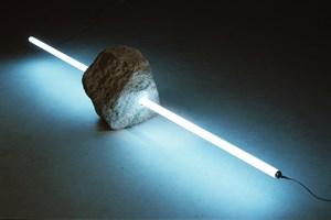 Stone and Light no.4 by Tatsuo Kawaguchi contemporary artwork