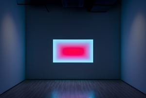 City of Light by James Turrell contemporary artwork