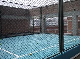 Xu Qu: Tennis Court