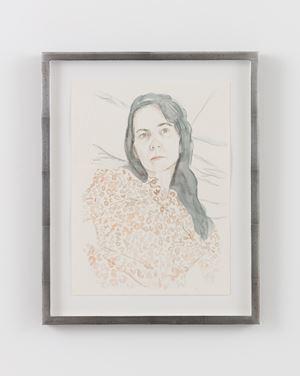Lockdown Portrait 2 by Gillian Wearing contemporary artwork