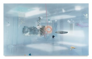 Glass Altar by Tom LaDuke contemporary artwork painting