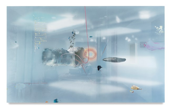 Glass Altar by Tom LaDuke contemporary artwork