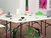 Review: Dan Arp's Plastic Mouthfeel II at Michael Lett