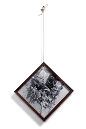 Pull the Nail by Cai Dongdong contemporary artwork