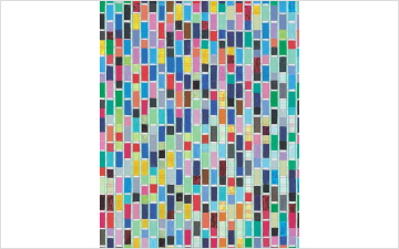 James Hugonin: Binary Rhythm: Paintings 2010 - 2015
