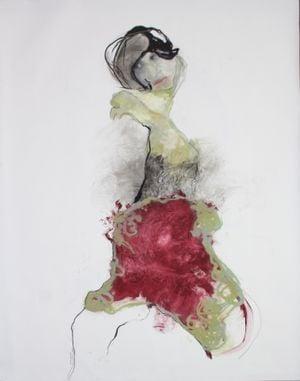 So Close So Far by Fabienne Francotte contemporary artwork