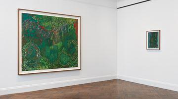 Contemporary art exhibition, Mimi Lauter, Symphony No. 1 at Blum & Poe, New York, USA