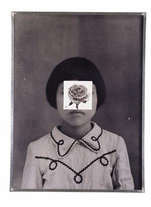 Family Portrait -Aunt by Shun Chu Chen contemporary artwork