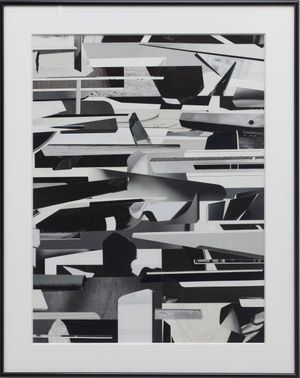 Metro Series (Sharks) by Gary-Ross Pastrana contemporary artwork painting, works on paper, photography, print
