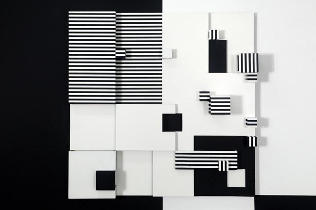 Fato Arquitetônico 2 by Eduardo Coimbra contemporary artwork