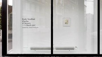Contemporary art exhibition, Emily Sundblad, Charline at Xavier Hufkens, Rivoli, Brussels