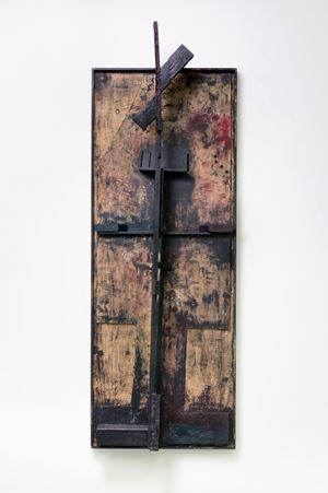 REIF. 7224. by Sterling Ruby contemporary artwork