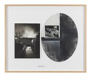 Dates No 60 (John E. Fletcher & Anthony B.) by Radenko Milak & Roman Uranjek contemporary artwork