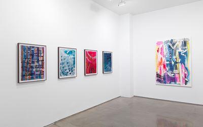 Exhibition view: Monique van Genderen, Solo Exhibition, Ameringer   McEnery   Yohe, New York (17 March–16 April 2016). Courtesy Ameringer   McEnery   Yohe, New York.
