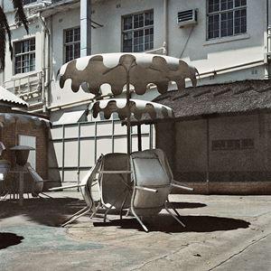 The Terrace Hotel, Bulawayo by Thabiso Sekgala contemporary artwork