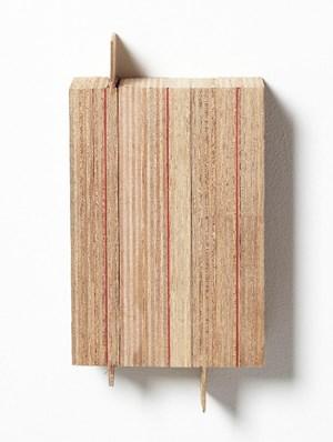 Cause of Boundary by Kishio Suga contemporary artwork