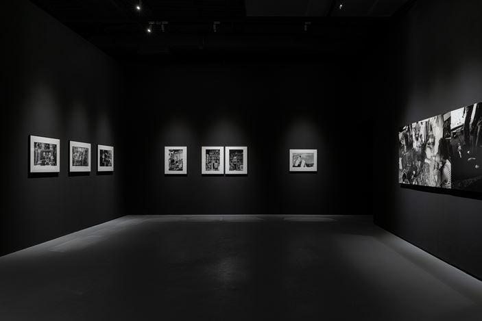 Exhibition view:Tsun-shing Cheng,Pardon: Tsun-shing Cheng Photography Exhibition–A Personal Passage Part I, TKG+, Taipei (9 June–18 July 2020). CourtesyTKG+, Taipei.