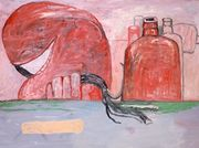 Philip Guston exhibition in Hong Kong, narrated by his daughter, looks at his abstract and figurative works