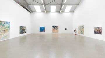 Contemporary art exhibition, Uwe Kowski, Stille (Silence) at Galerie Eigen + Art, Leipzig