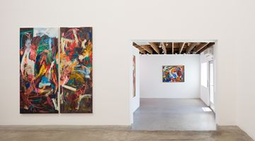 Contemporary art exhibition, Michael John Kelly, Tempest at Anat Ebgi, Los Angeles