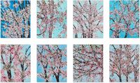 The Virtues (All 8 panels) by Damien Hirst contemporary artwork print
